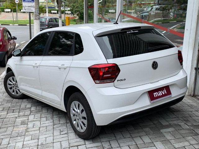 Volkswagen POLO 1.0 FLEX 12V 5P 2020 Novissimo com apenas 12 mil km - Foto 4