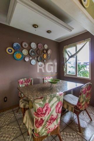 Apartamento à venda com 3 dormitórios em Jardim lindóia, Porto alegre cod:EL50876650 - Foto 4