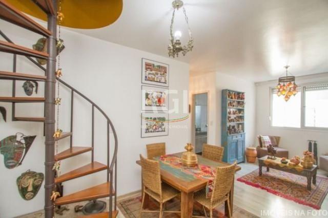 Apartamento à venda com 2 dormitórios em Cristo redentor, Porto alegre cod:EV3690 - Foto 4