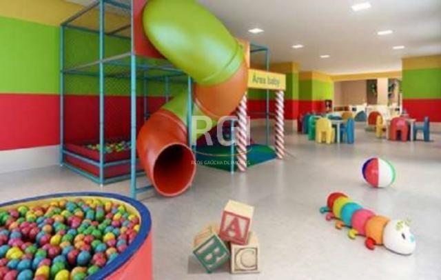 Apartamento à venda com 3 dormitórios em São sebastião, Porto alegre cod:EL50874577 - Foto 4