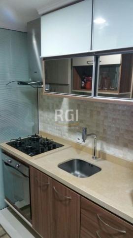 Apartamento à venda com 3 dormitórios em Jardim lindóia, Porto alegre cod:LI50876739 - Foto 12