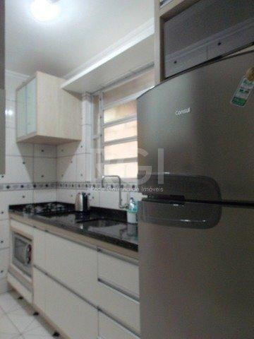 Apartamento à venda com 1 dormitórios em São sebastião, Porto alegre cod:SC12724 - Foto 12