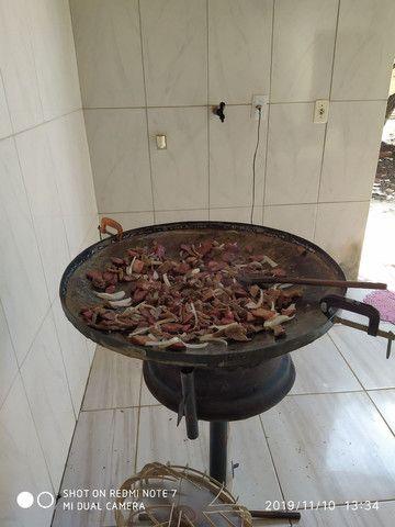 Chapa de assar carne  - Foto 6