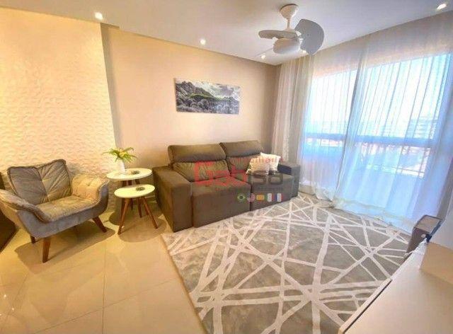 Cobertura com 3 dormitórios à venda, 224 m² por R$ 1.200.000,00 - Braga - Cabo Frio/RJ - Foto 4