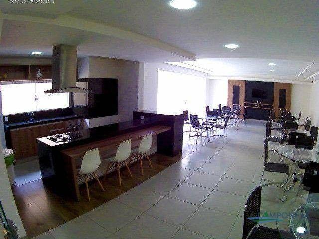 Apartamento Novo nunca habitado Edif. Biarritz 6º andar, 2 garagens - Foto 5