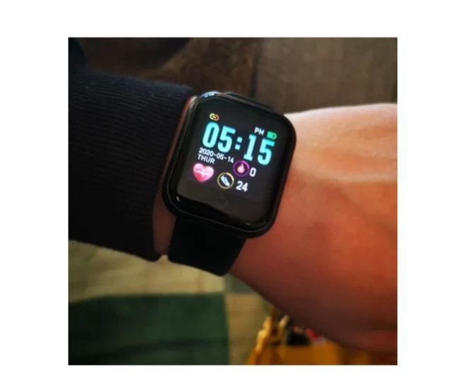 Smartwatch Relógio d20 promoção - Foto 5
