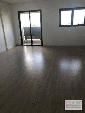 Conjunto, 43 m² - venda por R$ 180.000,00 ou aluguel por R$ 1.800,00/mês - Valongo - Santo - Foto 6
