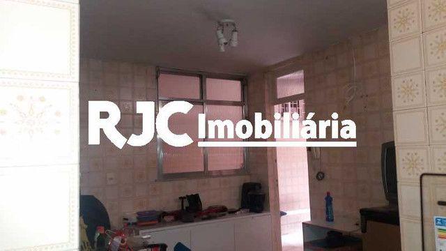 Apartamento à venda com 3 dormitórios em Tijuca, Rio de janeiro cod:MBAP33422 - Foto 12