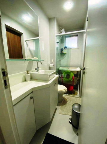 Condomínio Saint Angeli, Apartamento com 3 dormitórios à venda, 73 m² por R$ 360.000 - Mes - Foto 14