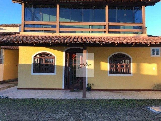 Ótima Casa em lote único com 3 dormitórios à venda, 180 m² por R$ 700.000 - Recreio - Rio