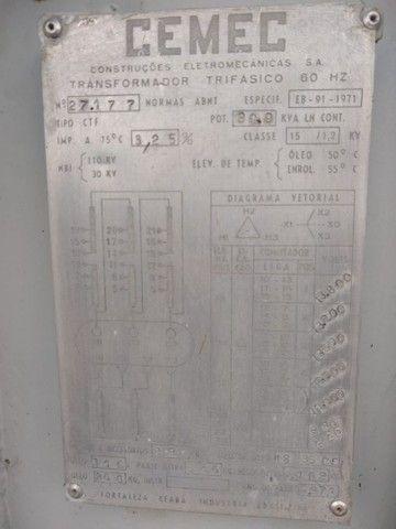 Vendo transformador 220/380  - Foto 6