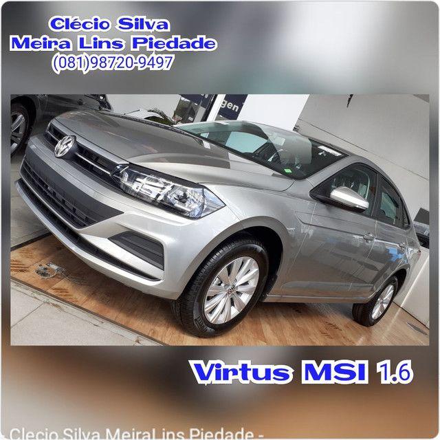 Virtus MSI 1.6 21/21 R$78.990,00 CLÉCIO SILVA  - Foto 4