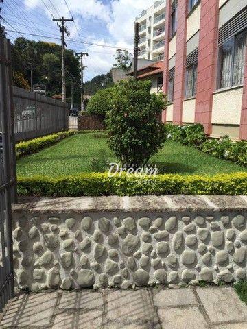 Apartamento com 2 dormitórios à venda, 40 m² por R$ 230.000,00 - Alto - Teresópolis/RJ - Foto 12
