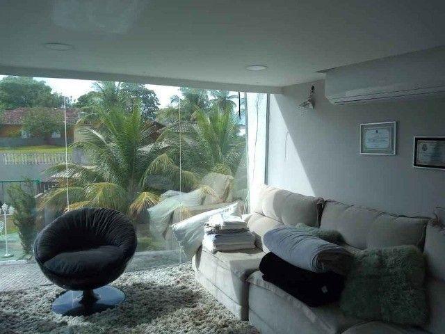 Duplex com 04 quartos, piscina, churrasqueira em condomínio no centro de São Pedro - Foto 8