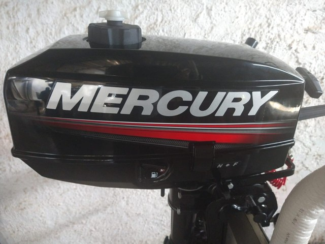Motor Mercury 3.3