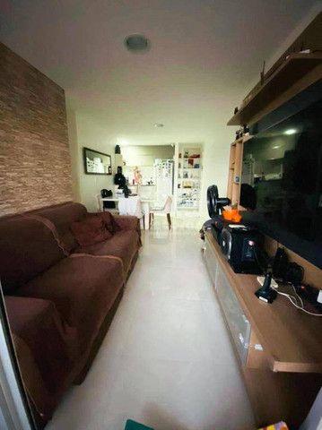 Condomínio Saint Angeli, Apartamento com 3 dormitórios à venda, 73 m² por R$ 360.000 - Mes - Foto 3