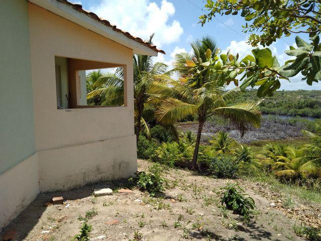 Vendas de um terreno com casa na praia Bela na paraiba - Foto 11