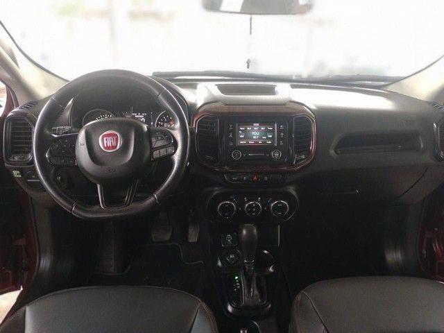 Fiat Toro Top  Financio S/ entrada ** 2021 Vistoriado ** - Foto 8