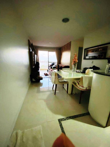 Condomínio Saint Angeli, Apartamento com 3 dormitórios à venda, 73 m² por R$ 360.000 - Mes - Foto 2
