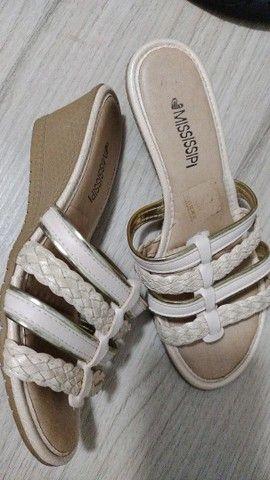 Lote de sapatos número 34 - Foto 4