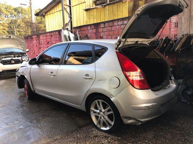Sucata Hyundai i30 Automático para retirada de peça  - Foto 4