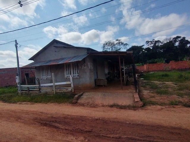2 casas no mesmo terreno
