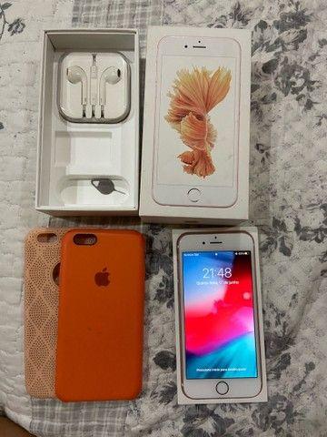 iPhone 6s 32 gb tenho nota fiscal