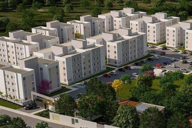 Apartamento em Centro, Ribeirão das Neves/MG de 43m² 2 quartos à venda por R$ 128.000,00 - Foto 2