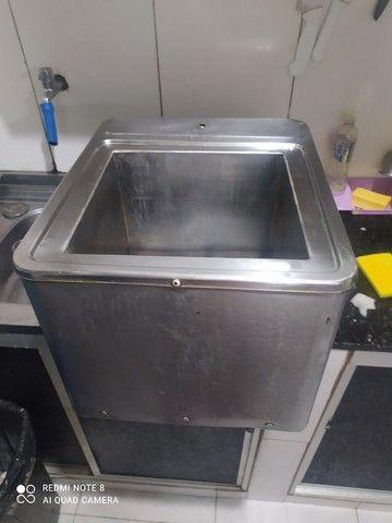 Fritadeira elétrica 220 w - Foto 4