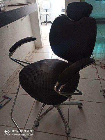 Cadeira cabeleireira - Foto 4
