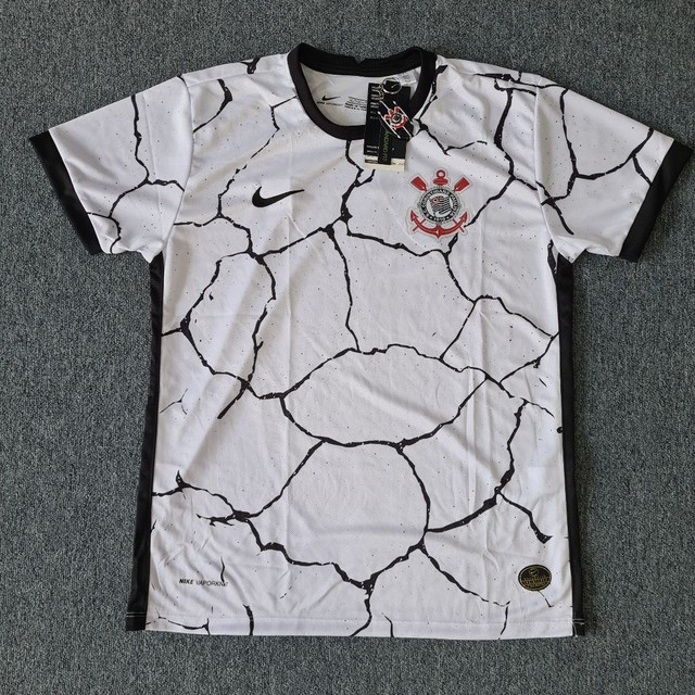 Camisa Home Corinthians 2021/22 - Foto 2