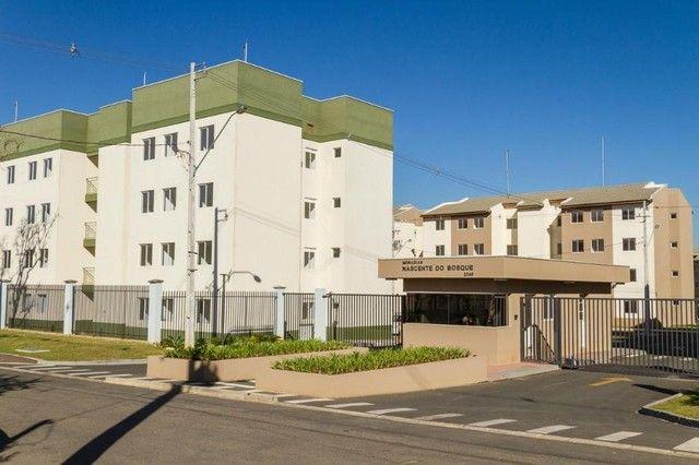 Apartamento em Santa Cândida, Curitiba/PR de 58m² 3 quartos à venda por R$ 209.600,00 - Foto 5