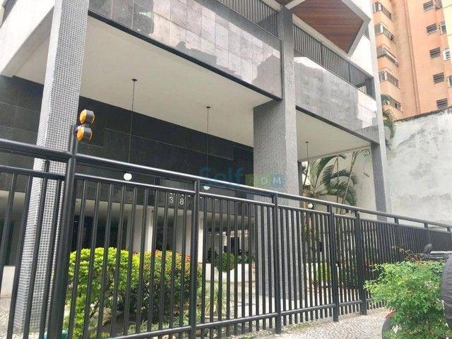 Apartamento com 2 dormitórios para alugar, 73 m² por R$ 1.500,00/mês - Icaraí - Niterói/RJ