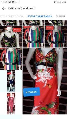 Vendo ou troco  todo Estoque de roupas feminina e masculina  - Foto 5