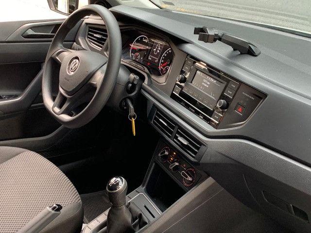 Volkswagen POLO 1.0 FLEX 12V 5P 2020 Novissimo com apenas 12 mil km - Foto 10