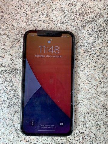 iPhone 11 100% saúde da bateria  - Foto 2