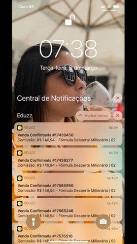 Dinheiro extra trabalhando apenas com o celular. - Foto 2