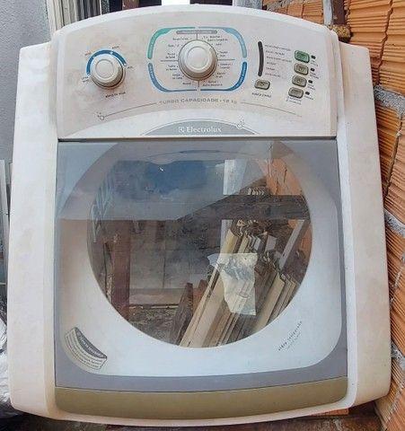 Painel de lavadora