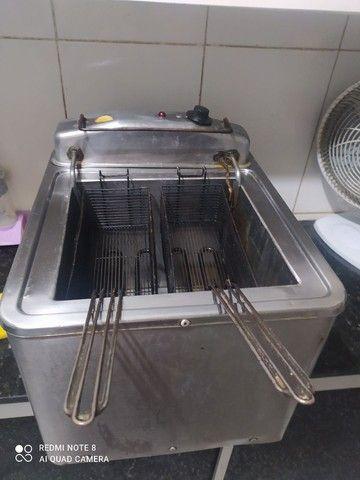 Fritadeira elétrica 220 w