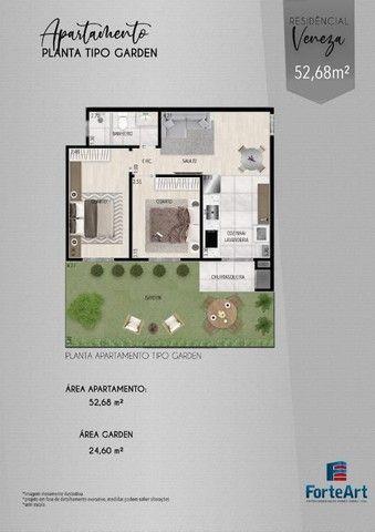 Apartamento em Planta Bairro Weissópolis, Pinhais/PR de 52m² 2 quartos à venda por R$ 196. - Foto 4