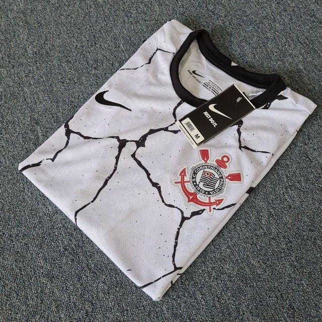 Camisa Home Corinthians 2021/22