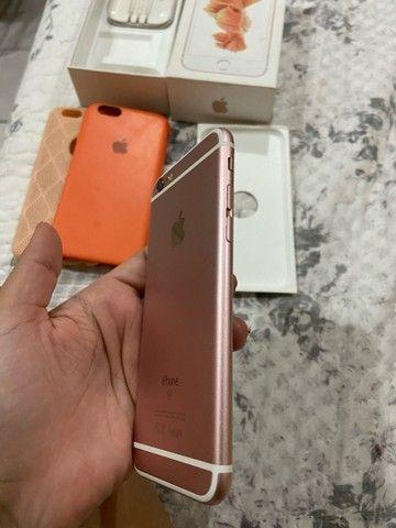 iPhone 6s 32 gb tenho nota fiscal - Foto 3
