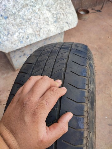 4 Pneus Bridgestone - Foto 3