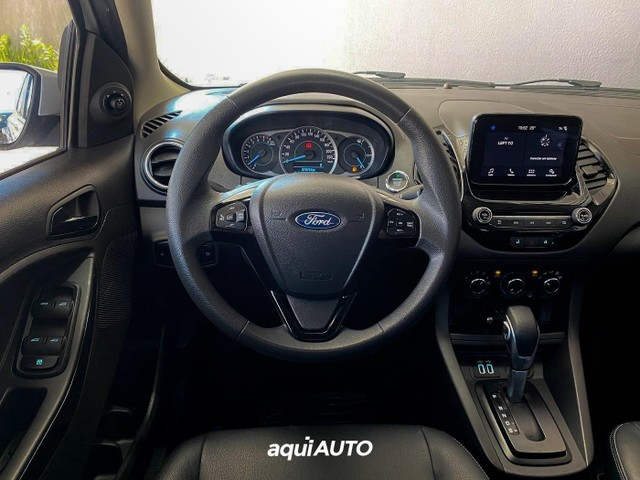 Ford KA Hatch Titanium 1.5 Automático 2019 Capa de Revista! - Foto 3