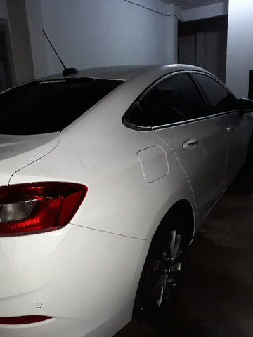 Cruze LTZ, Branco, 1.4 Turbo Flex. Carro em perfeito estado de conservacão. - Foto 3