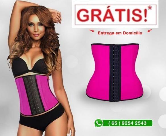 Cinta Modeladora Original Todos Tamanhos ( Entrega Grátis ) Perder Gordura / Peso