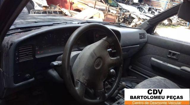 Peças Sucata Toyota Hilux 2003 cabine dupla - Foto 3