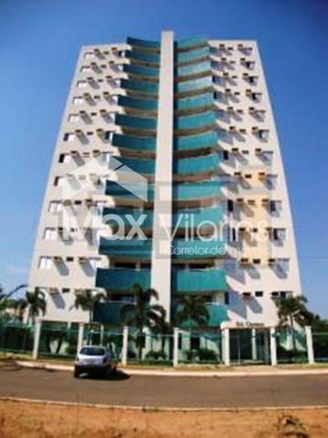 Apartamento de três quartos - Na 205 sul - Centro de Palmas - Residencial Cayman