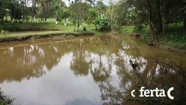 Chácara em Araucária com piscina e amplo Salão - Foto 9