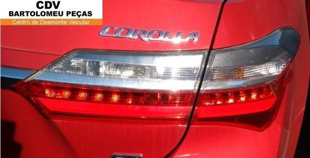 Sinaleiras Esquerda e Direita Toyota Corolla 2018 Original - Foto 2